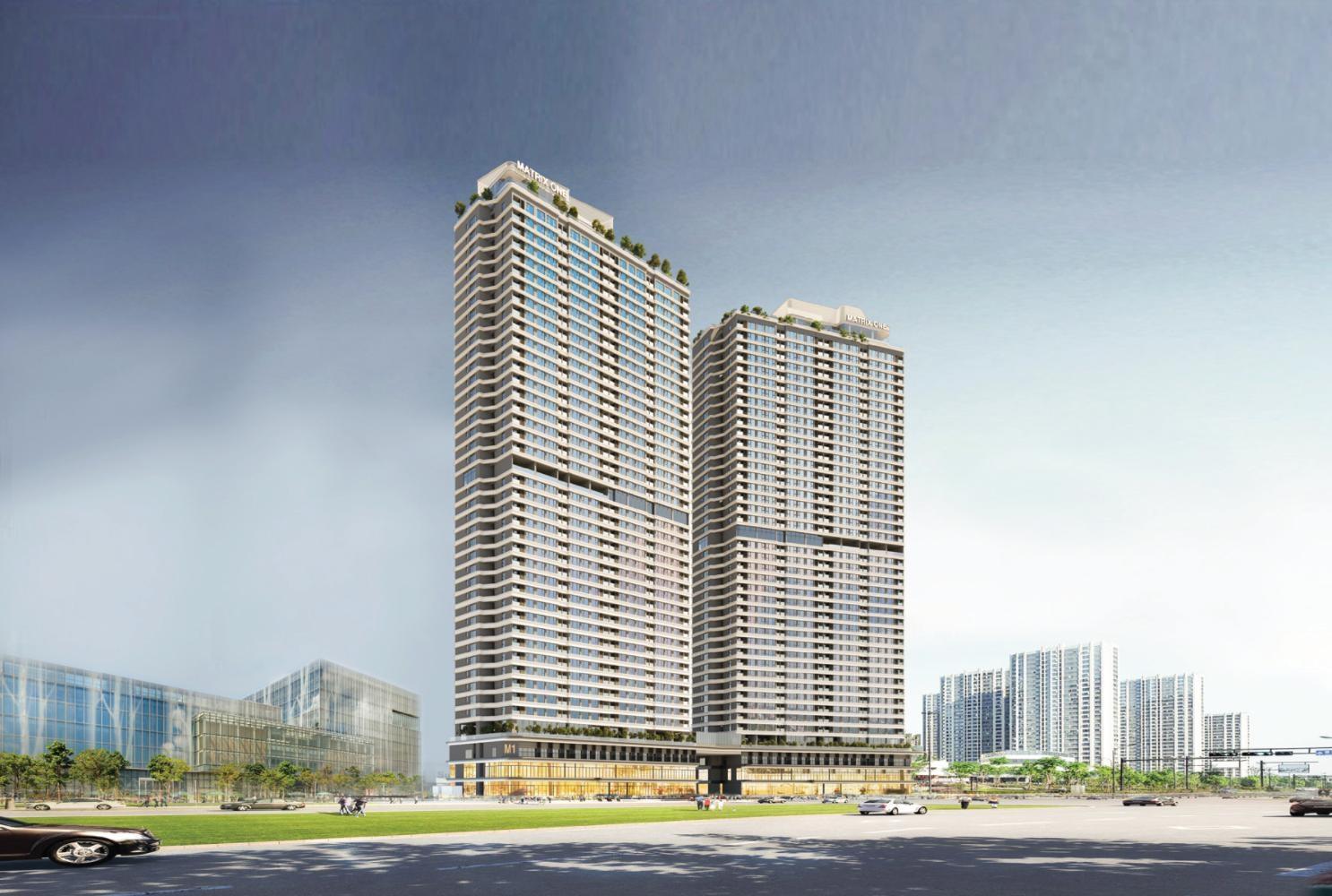 The Matrix One khuấy đảo thị trường bất động sản phía Tây Hà Nội?