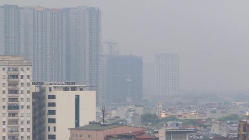 Những ngày tới, chất lượng không khí vẫn duy trì ở mức xấu