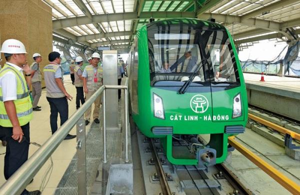 Chính phủ chỉ đạo tháo gỡ khó khăn cho các dự án đường sắt đô thị