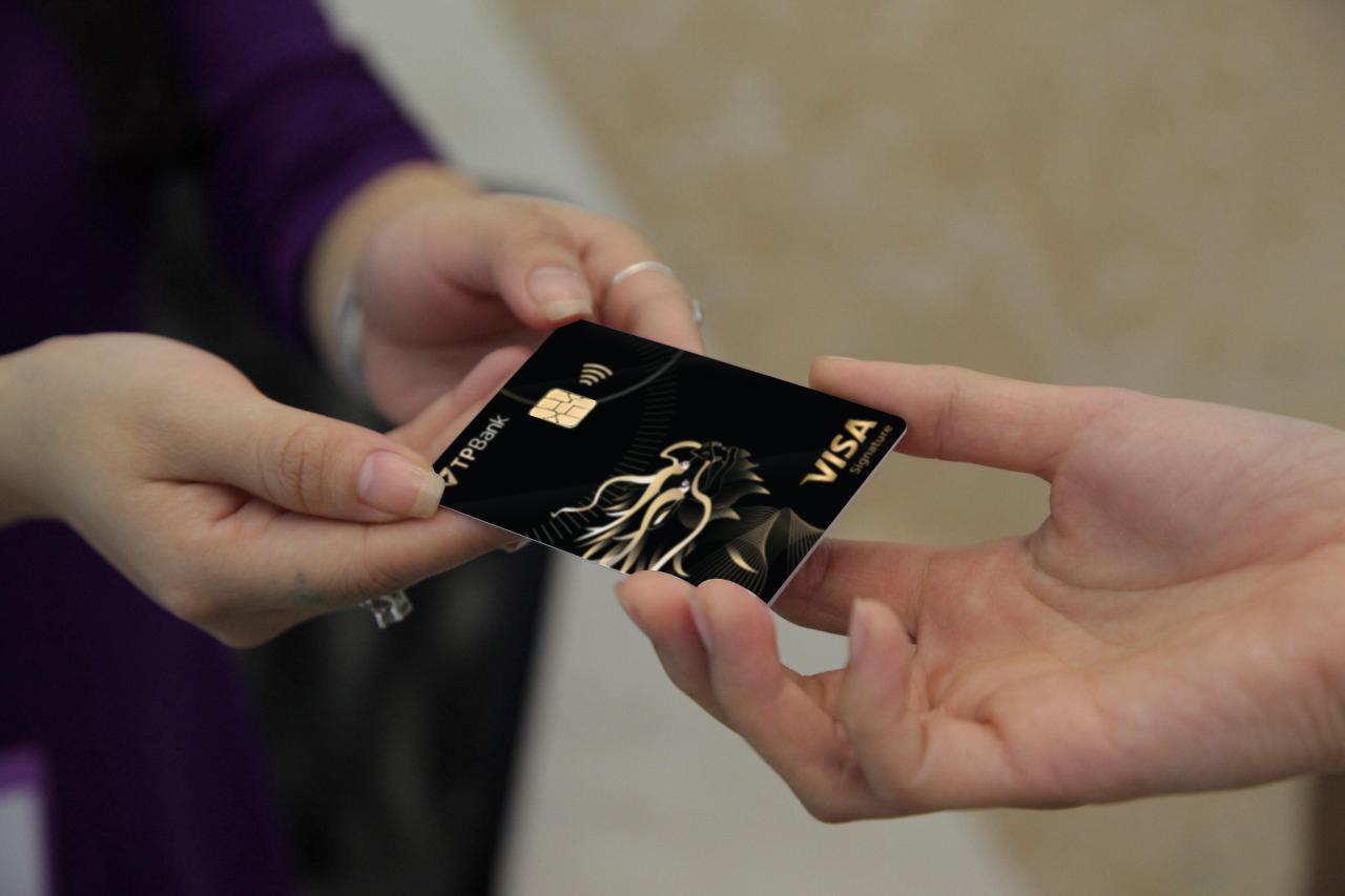 Điều gì làm nên sự khác biệt cho thẻ TPBank Visa Signature?
