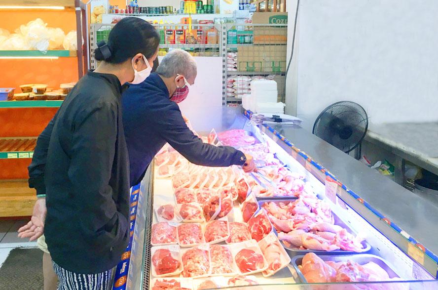 Giảm giá, bảo đảm nguồn cung thịt lợn cho thị trường: Triển khai nhiều giải pháp
