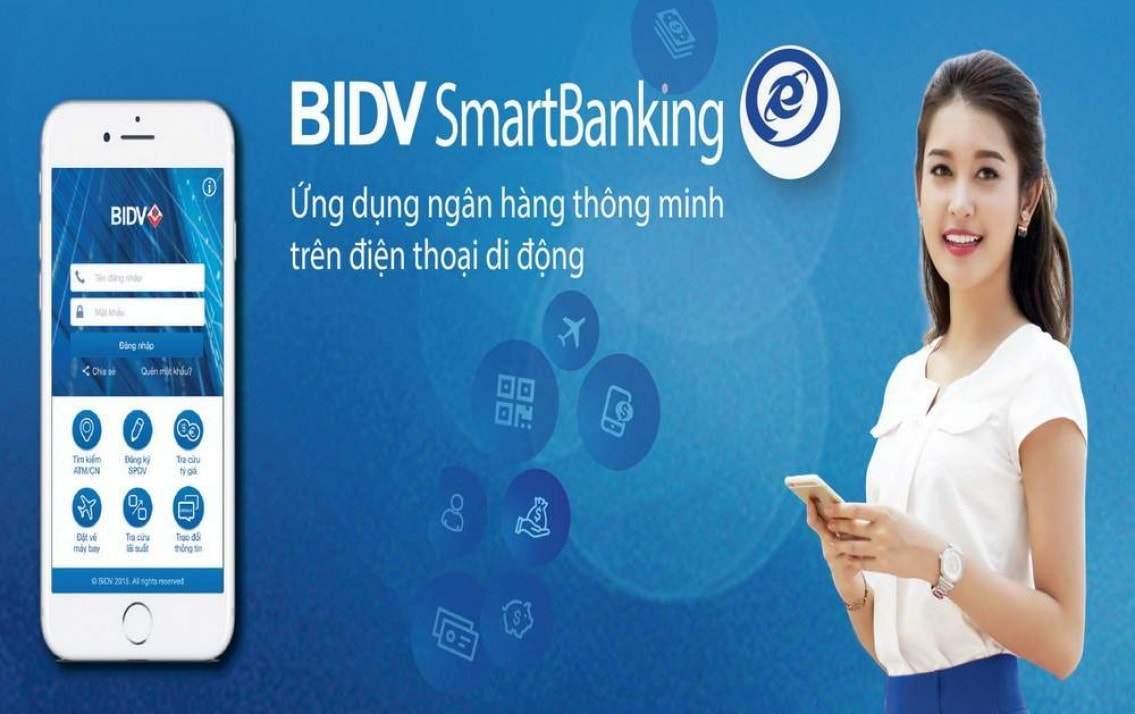 Hướng dẫn chi tiết cách đăng ký dịch vụ BIDV Smart Banking