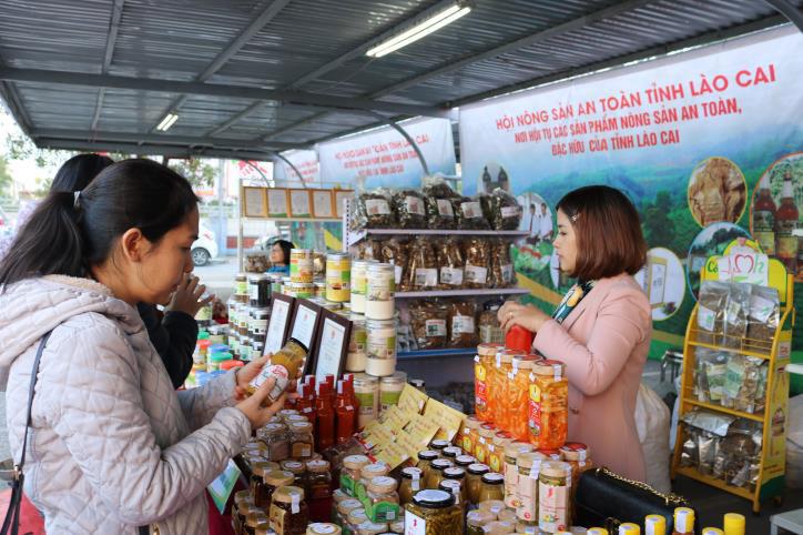 Tăng cường phối hợp tiêu thụ nông sản giữa Hà Nội với các tỉnh