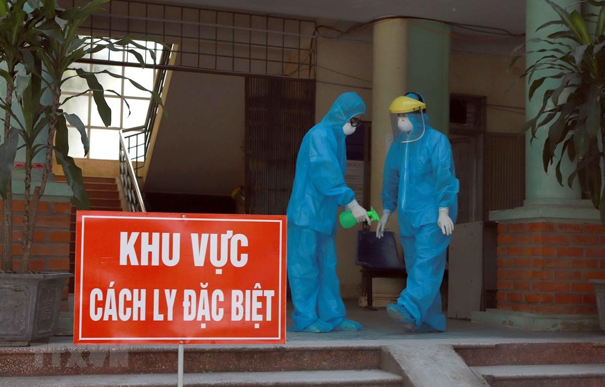 Thông tin các khu cách ly tập trung ở Hà Nội quá tải là không chính xác