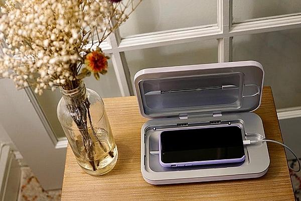 Thiết bị khử trùng smartphone đắt hàng giữa mùa dịch COVID-19