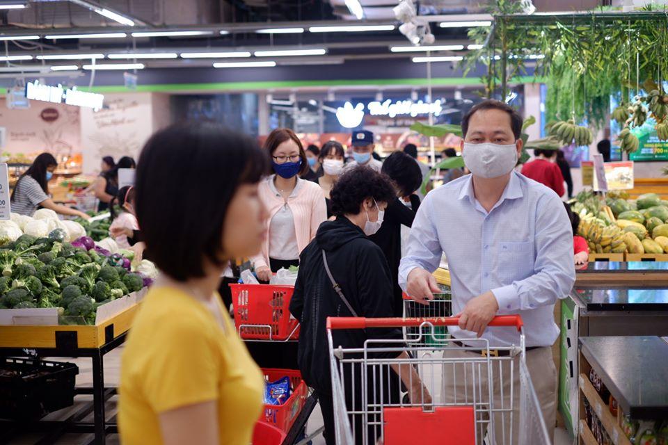 Đi siêu thị, mua sắm trực tuyến thời virus Covid-19