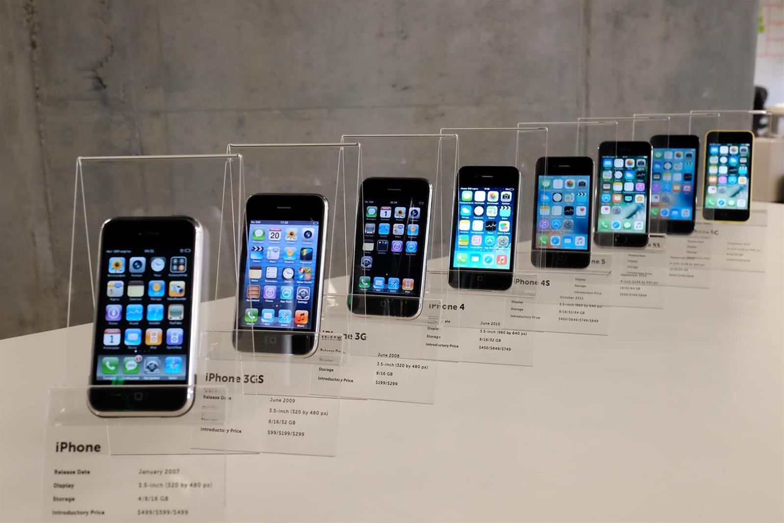 Apple cán mốc bán hai tỷ iPhone năm 2020