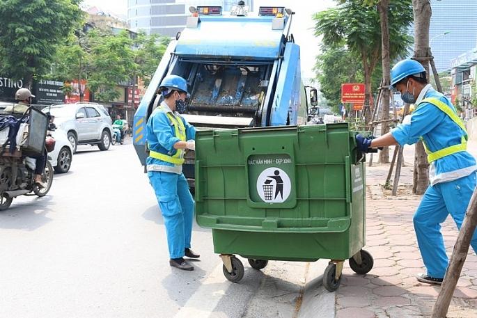 Hà Nội: Tăng cường công tác bảo vệ môi trường trong dịp Tết Nguyên đán