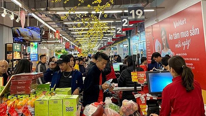 Lịch mở cửa của các siêu thị, cửa hàng tiện lợi trong Tết Canh Tý 2020