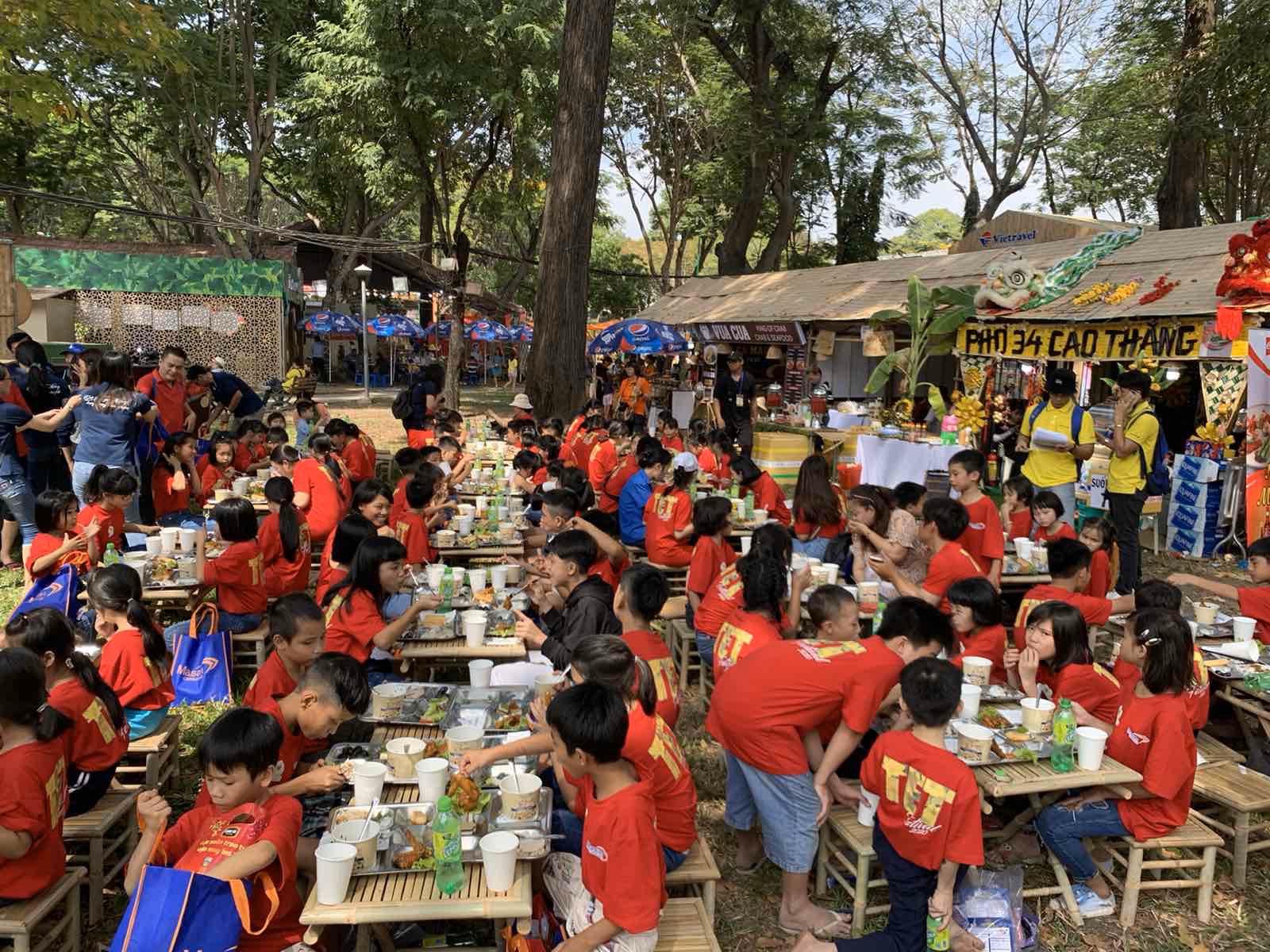 Chương trình Tết trẻ em - Điểm sáng của lễ hội Tết Việt 2020