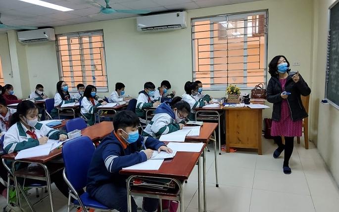 Các cơ sở có thể cho nghỉ học tạm thời nếu cần thiết