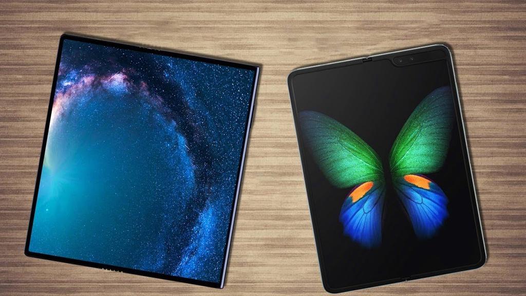 Doanh số hai smartphone màn hình gập của Samsung và Huawei ra sao?