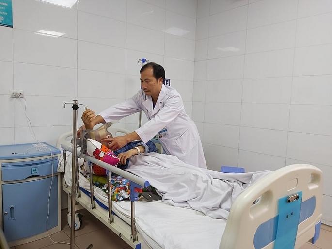 Số bệnh nhân nhập viện do tai nạn liên quan đến rượu, bia giảm