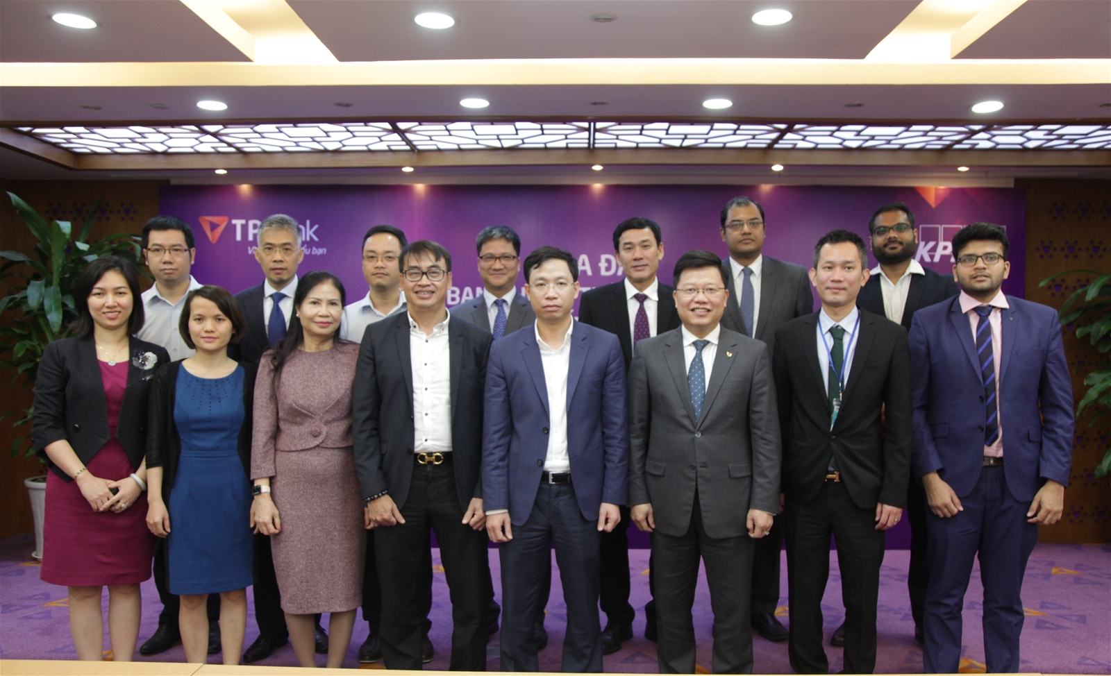 TPBank hoàn thành triển khai đánh giá nội bộ về mức độ đủ vốn ICAAP