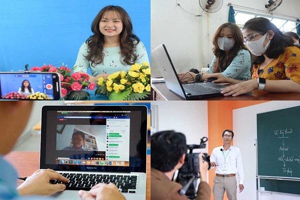 Tập dượt dạy học trực tuyến thời phòng virus corona