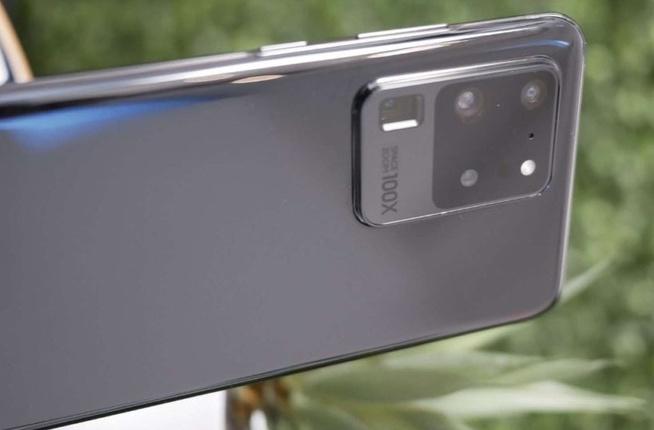 Galaxy S20 Ultra lộ ảnh thực tế