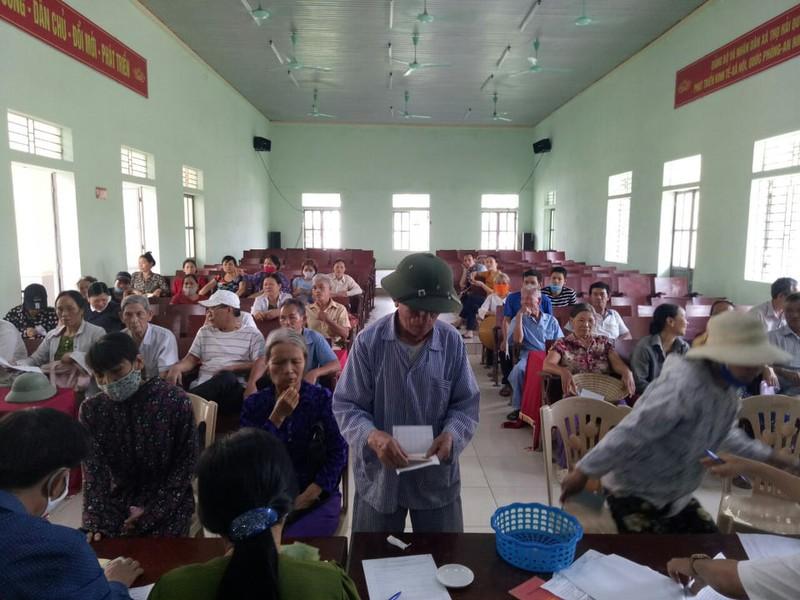 Thanh Hóa rà soát khẩn các hộ nghèo, cận nghèo năm 2019
