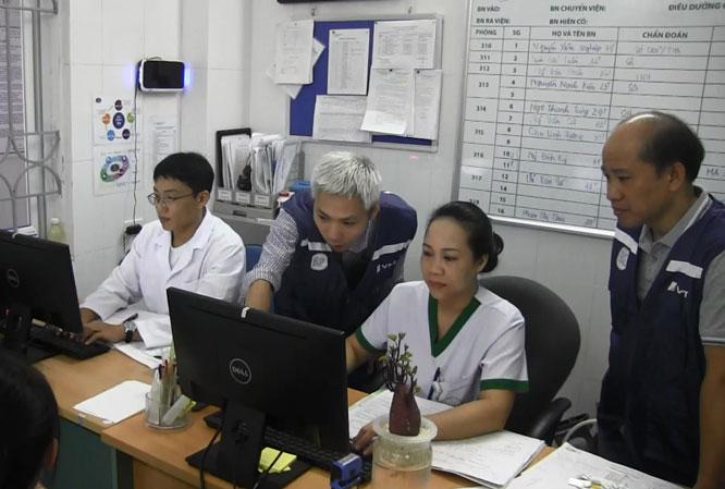 Ứng dụng công nghệ trong khám, chữa bệnh