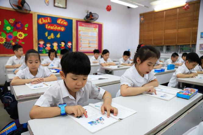 Tuyển sinh mầm non, lớp 1, lớp 6 tại Hà Nội: Nỗ lực giảm quá tải