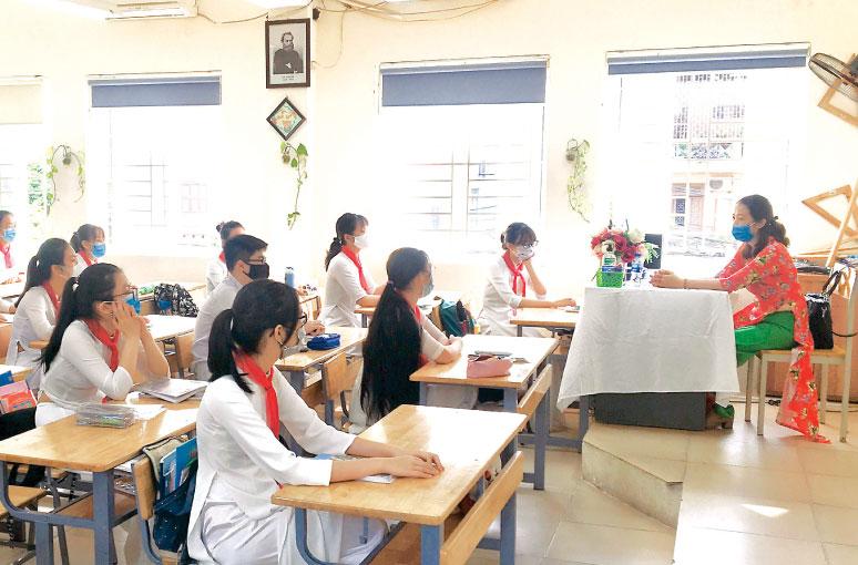 Trước kỳ thi vào lớp 10 năm học 2020-2021 ở Hà Nội: Nhiều lựa chọn cho học sinh