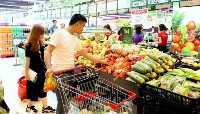 Chỉ số giá tiêu dùng tháng 4 giảm 1,54%