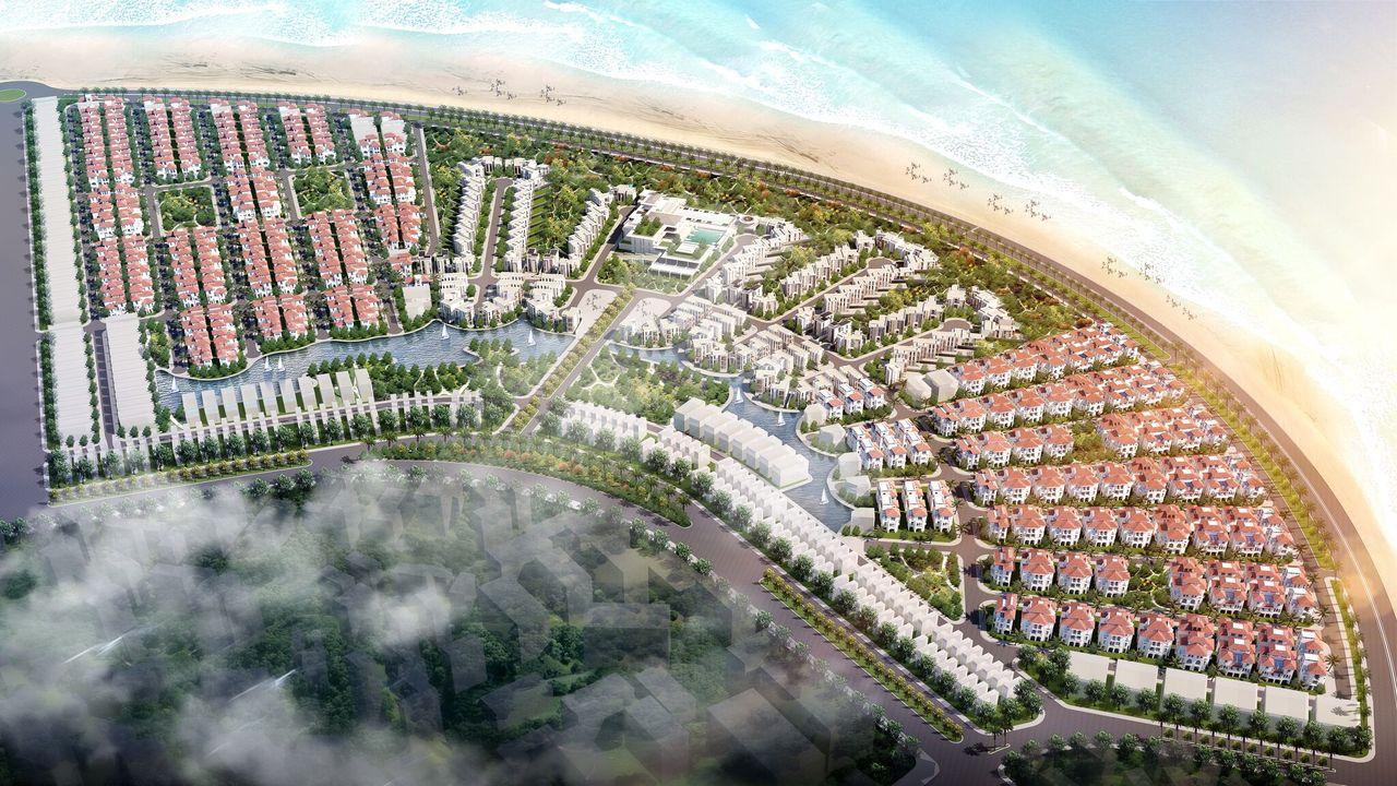 """""""Chất sống"""" Địa Trung Hải trong sự kiện ra mắt dự án Sun Grand City Feria"""