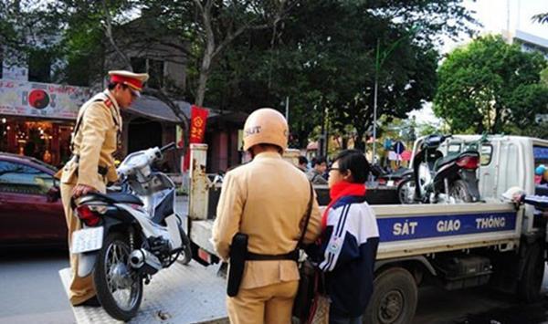CSGT thổi phạt gần 358.000 phương tiện vi phạm giao thông