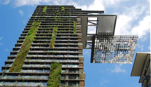 Công nghệ mới - thay đổi tư duy kiến trúc đô thị xanh