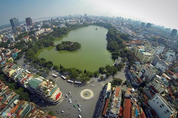 Hà Nội được hưởng 50% tiền sử dụng đất khi bán tài sản công trên đất