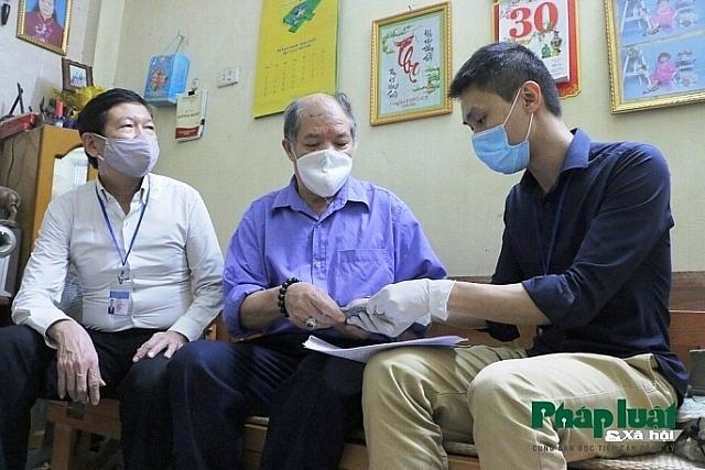 Tập trung hoàn thành hỗ trợ người dân gặp khó khăn do đại dịch Covid-19