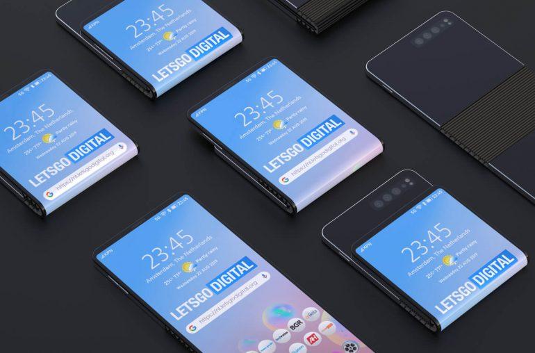 Hé lộ bằng sáng chế về smartphone uốn cong hình chữ S mới lạ của Samsung