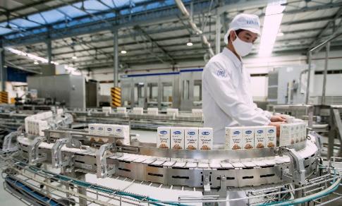 Vinamilk ký thành công hợp đồng xuất khẩu 1,2 triệu USD