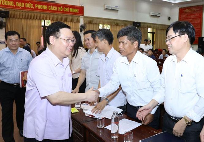 Không để huyện Thường Tín thành ''vùng trũng'' phát triển