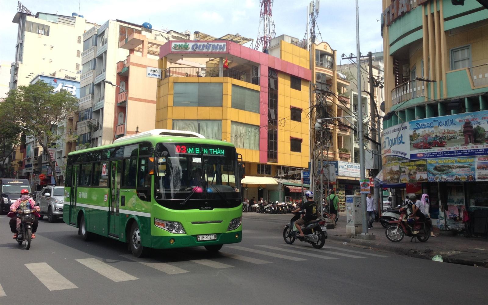 TP.HCM ngừng hoạt động 3 tuyến buýt có trợ giá từ ngày 1/7
