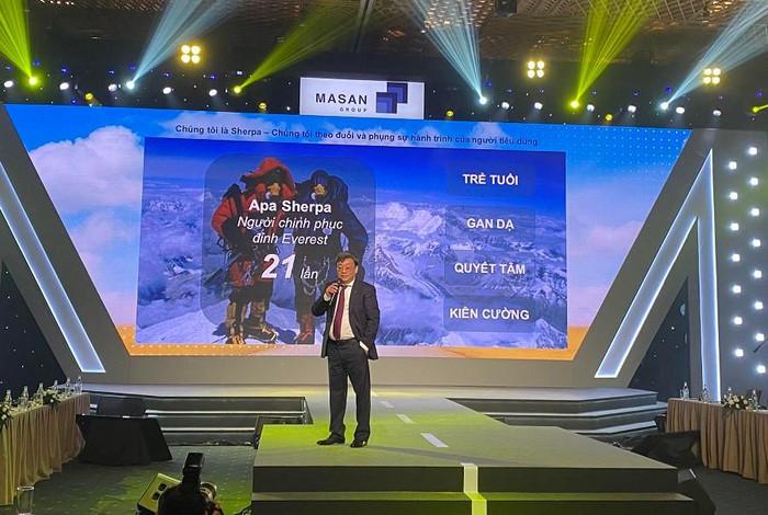 Masan đặt mục tiêu trở thành tập đoàn tiêu dùng - bán lẻ hàng đầu Việt Nam