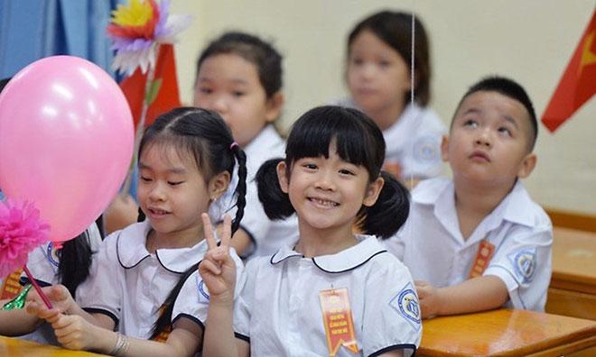 Hà Nội công bố kế hoạch tuyển sinh các lớp đầu cấp