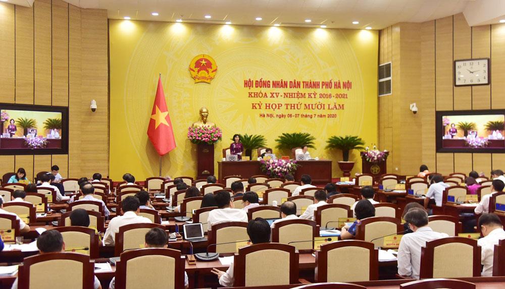 Hà Nội quyết định 5 mức chi liên quan đến đời sống dân sinh