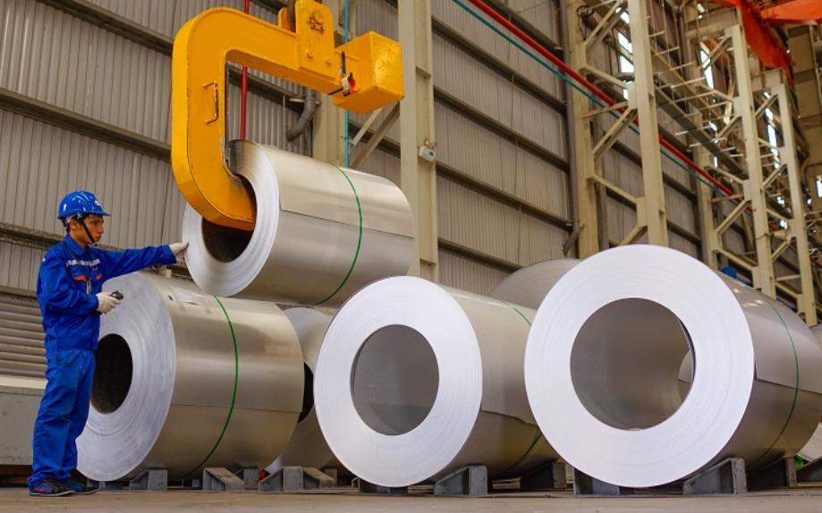 Australia khởi xướng điều tra chống bán phá giá thép mạ hợp kim nhôm xuất xứ VN