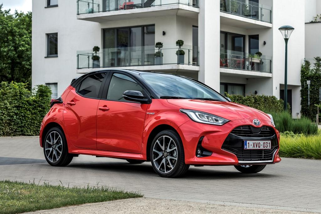 Toyota ra mắt mẫu xe Yaris 2020 tại châu Âu với tùy chọn 2 động cơ