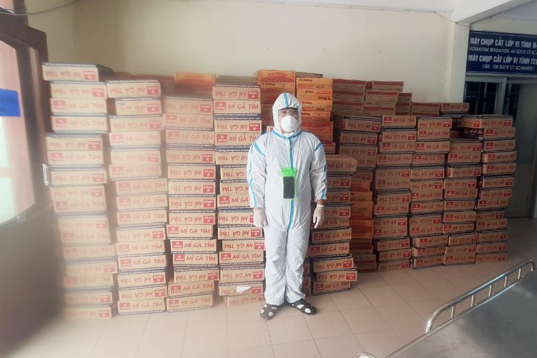 VIFON chung tay cùng Đà Nẵng chống dịch Covid-19