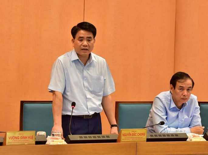 Số lượng kit test nhanh của Hà Nội do Bộ Y tế cấp