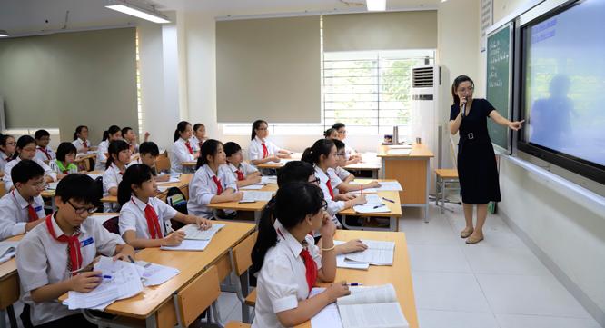 Xét tuyển viên chức giáo viên tại Hà Nội: Minh bạch, bảo đảm chất lượng