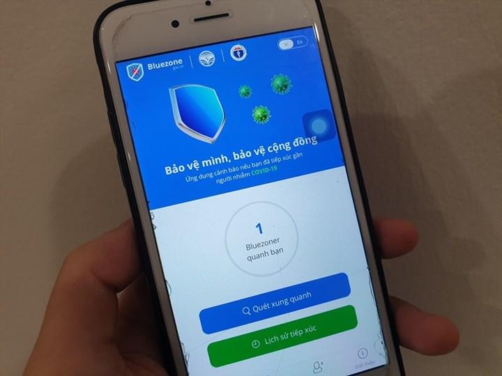 Vận động đoàn viên, người lao động cài đặt ứng dụng Bluezone