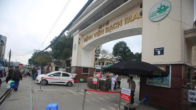 Bác tin đồn có người mắc Covid-19 ở Bệnh viện Bạch Mai