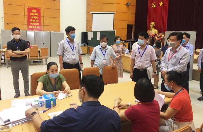 Hà Nội dự kiến hoàn thành chấm thi tốt nghiệp THPT sớm 2 ngày