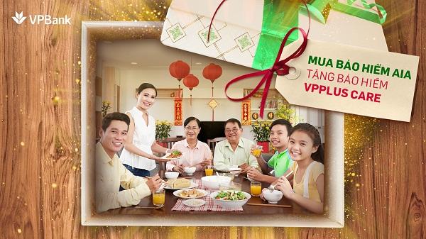 AIA tiếp tục hỗ trợ đặc biệt khách hàng VPBank trong giai đoạn dịch bệnh