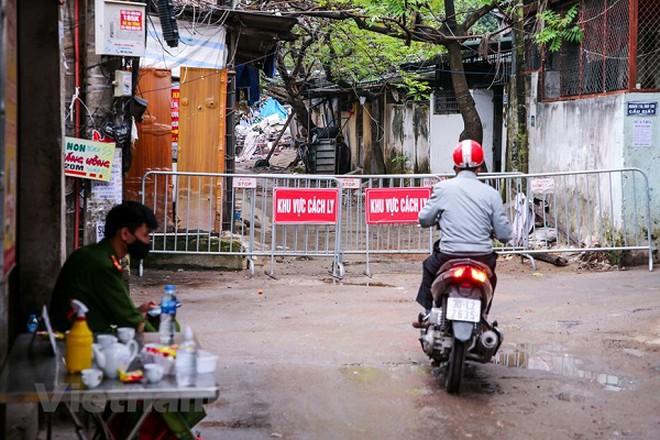 Vừa về Hà Nội sau cách ly, nam thanh niên nhận kết quả dương tính với SARS-CoV-2