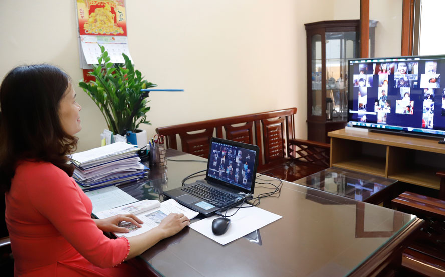 Dự thảo quy định về quản lý dạy học trực tuyến: Tăng tính chủ động