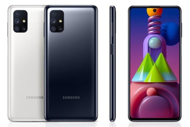 Samsung cho ra mắt dòng smartphone Galaxy M51