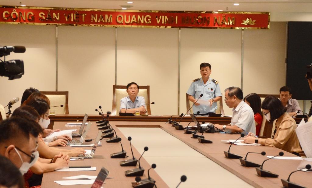 Hải quan Hà Nội đã phát hiện, xử lý hơn 800 vụ vi phạm trong 7 tháng qua